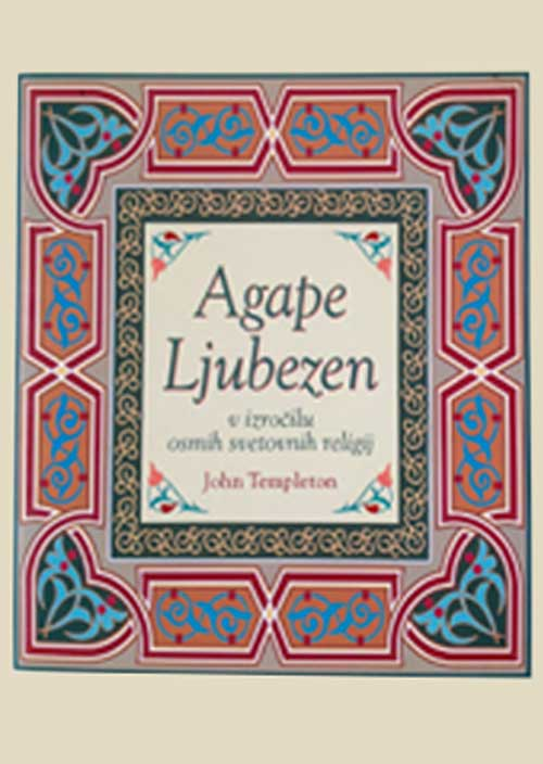 slovenian translation Agape Love: Tradition In Eight World Religions