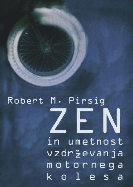 slovenian translation Zen and the Art of Motorcycle Maintenance