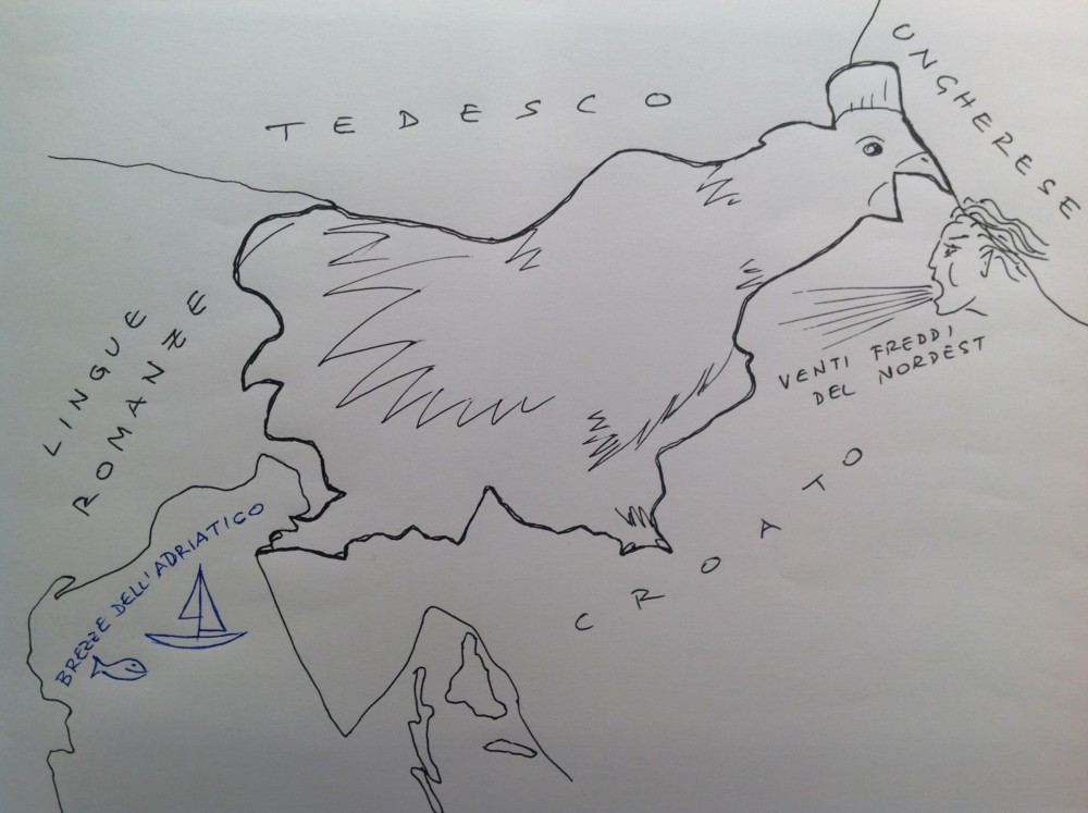 Distinguere tra sloveno, slovacco, slavo…